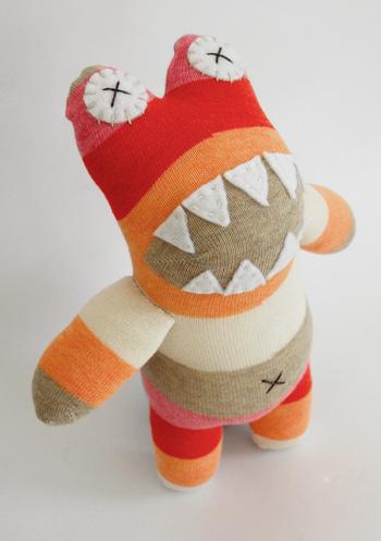 pink_orange_stripe_monster