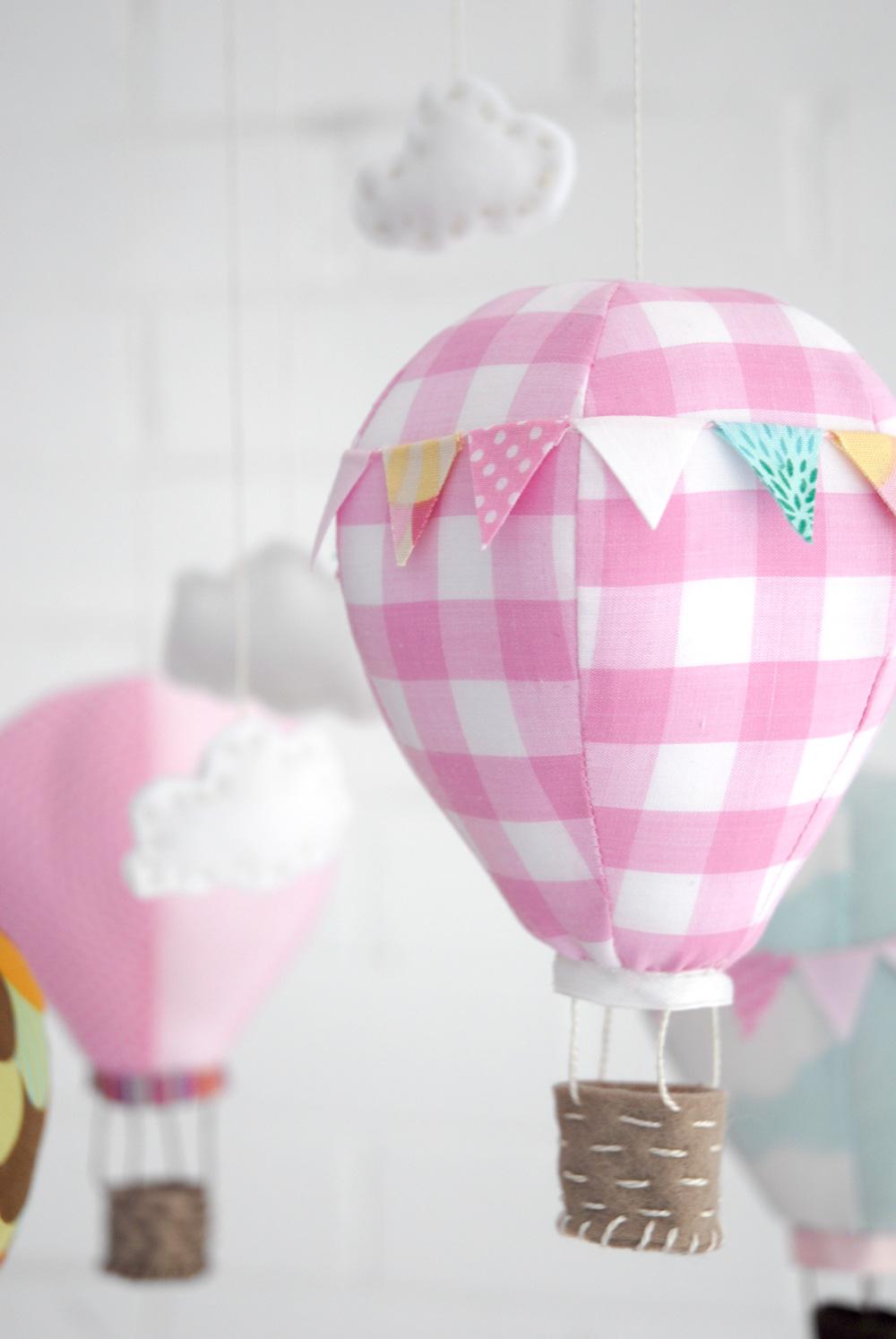 Воздушный шар в детскую