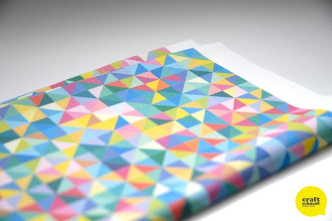 Pinwheel fabric