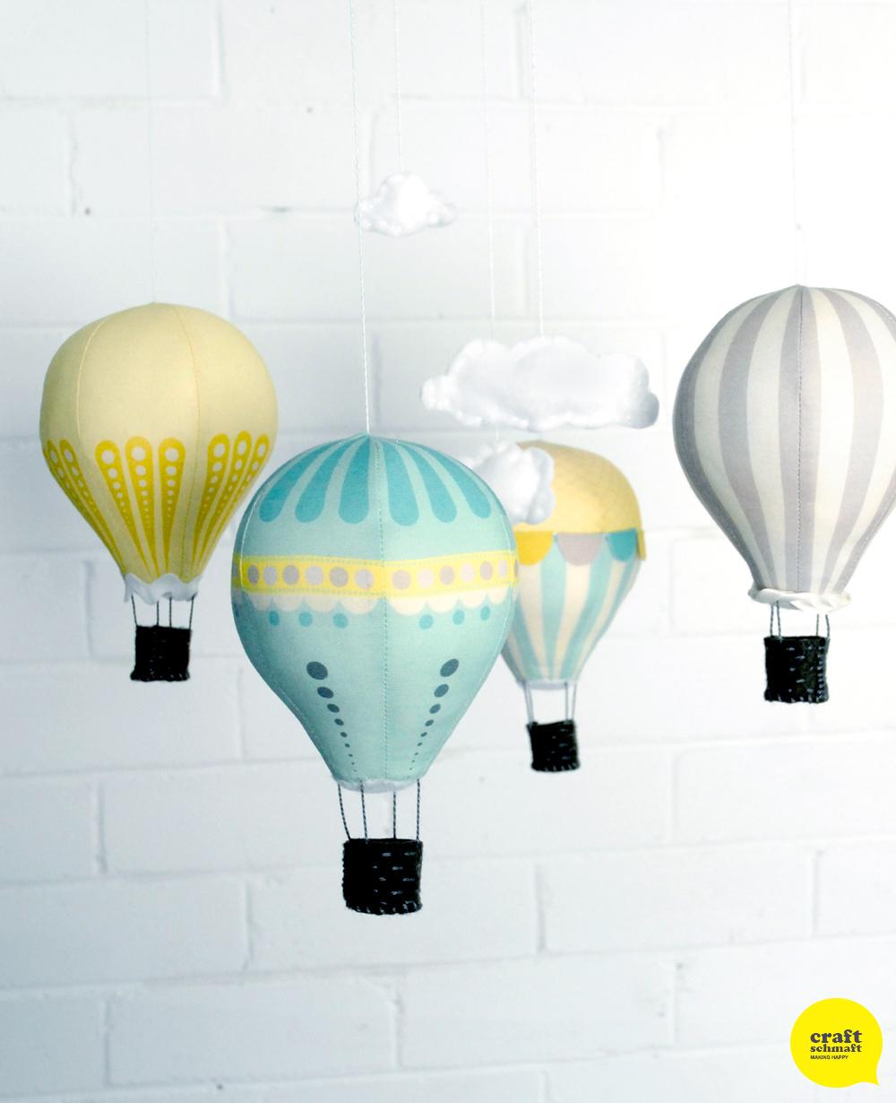 Craft Schmaft Hot Air Balloon