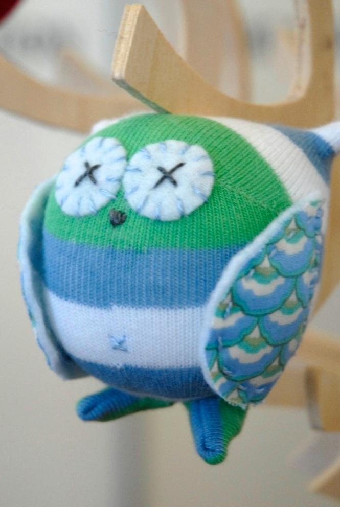 Sock Owlie