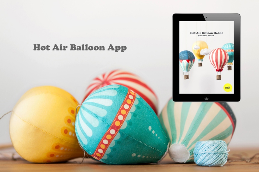 Hot Air Balloon App