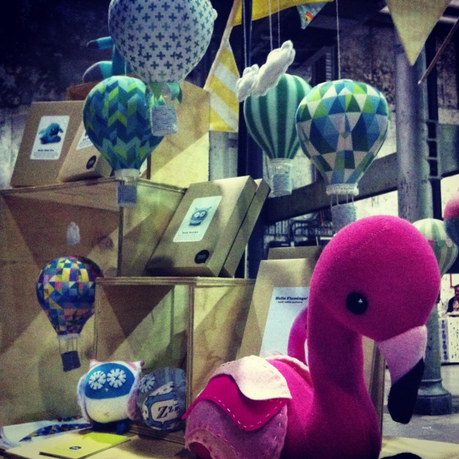 Flamingo at Finders Keepers