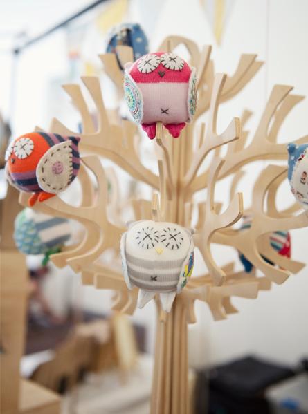 Owls by Erin Dando