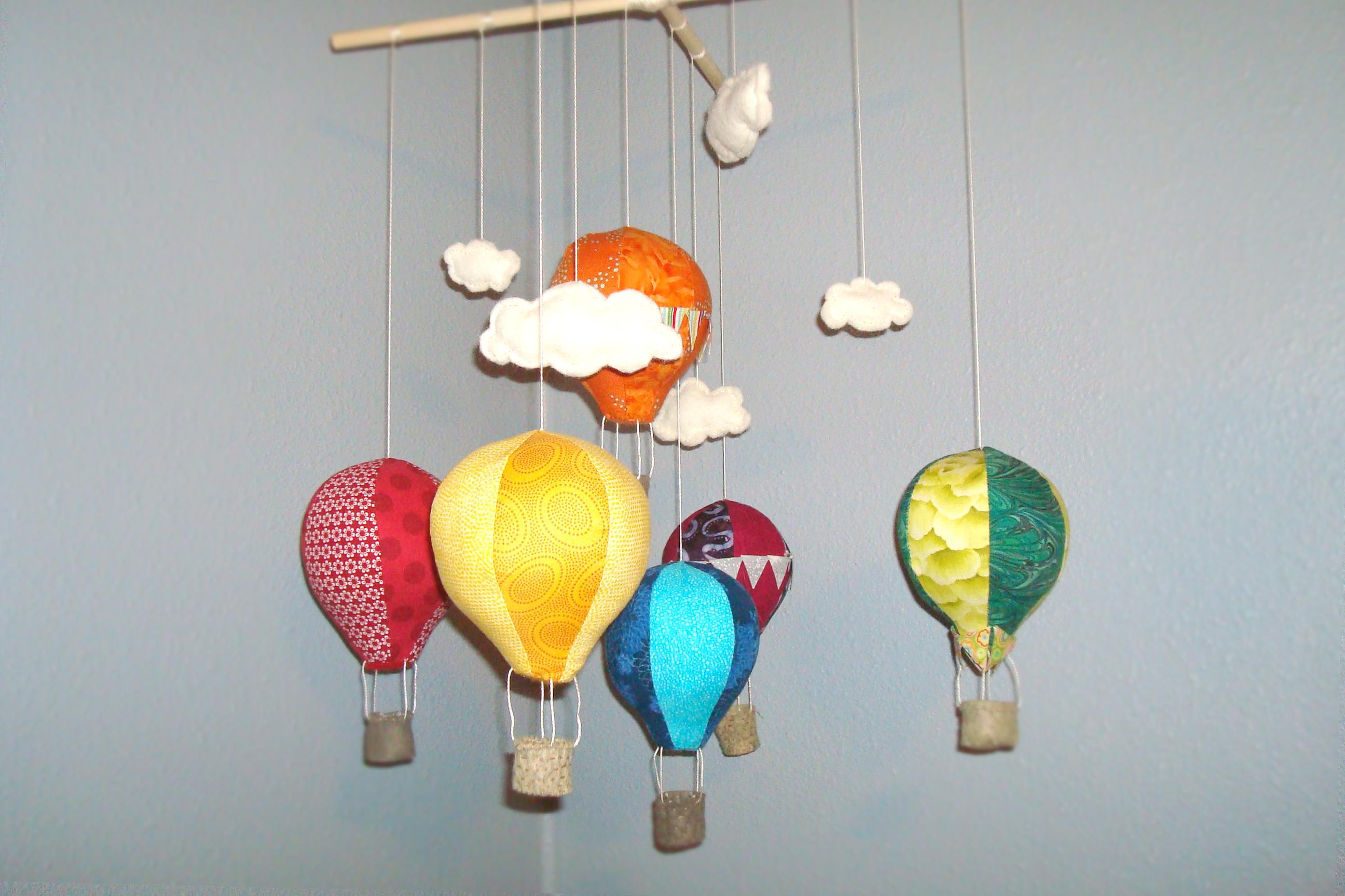 hot air balloons – Craft Schmaft