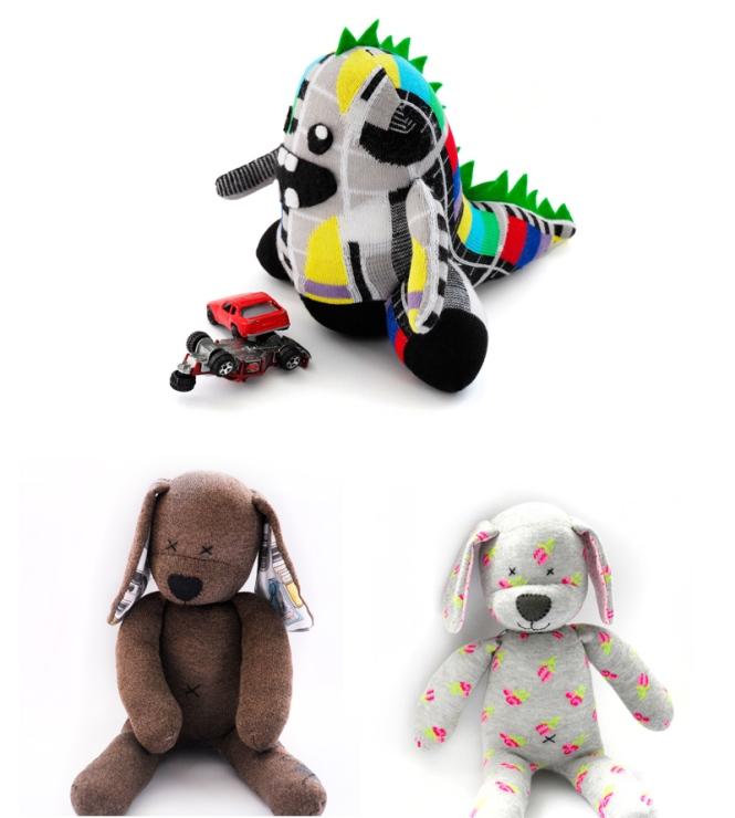 New Sock Toy Kits
