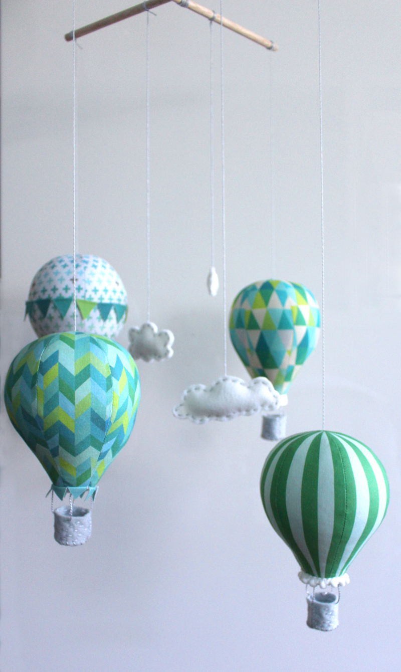 Pin by Heba Ibrahim on art Balloon mobile, Hot air