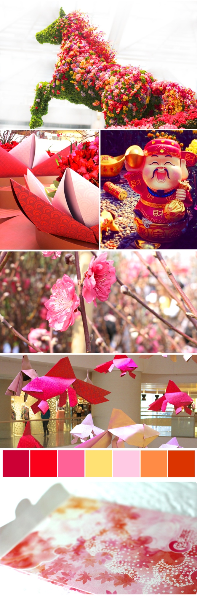 Chinese New Year Colour Inspiration