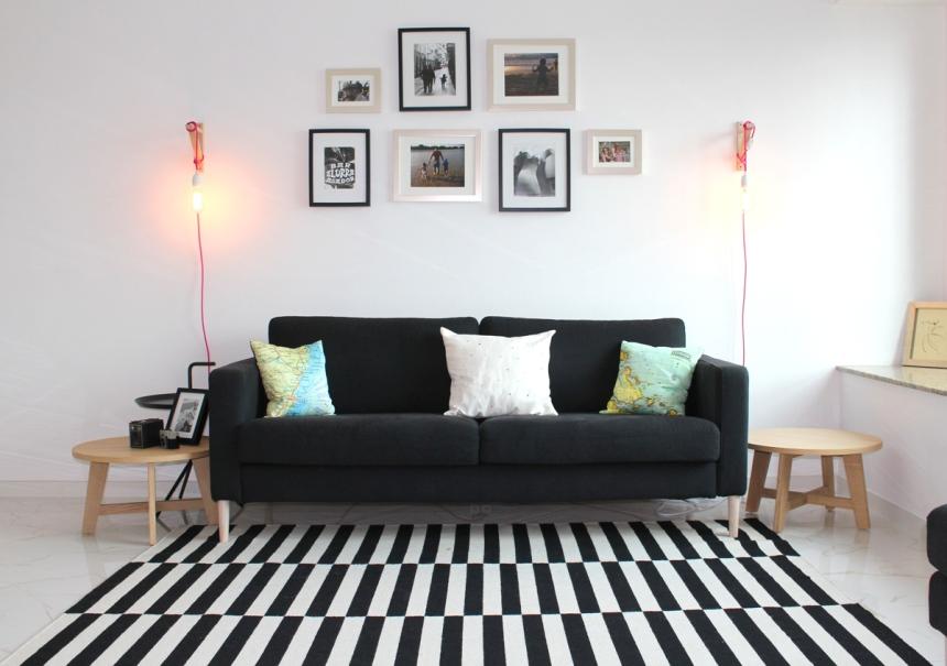 Schmaft Lounge Room
